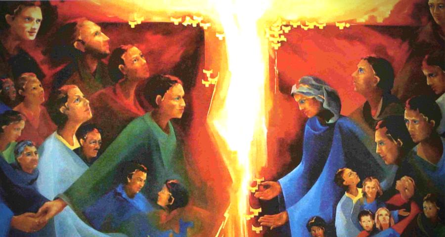 Une théologie biblique du baptême de l'Esprit