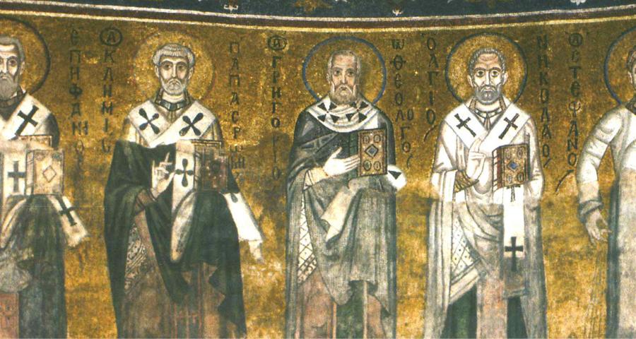 Pourquoi cet interêt pour les Pères, Thomas et les Réformateurs ?