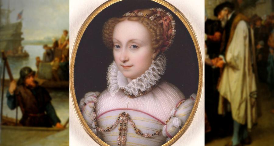 Ilustres Reformados (8) : Juana D'Albret (1528-1572)