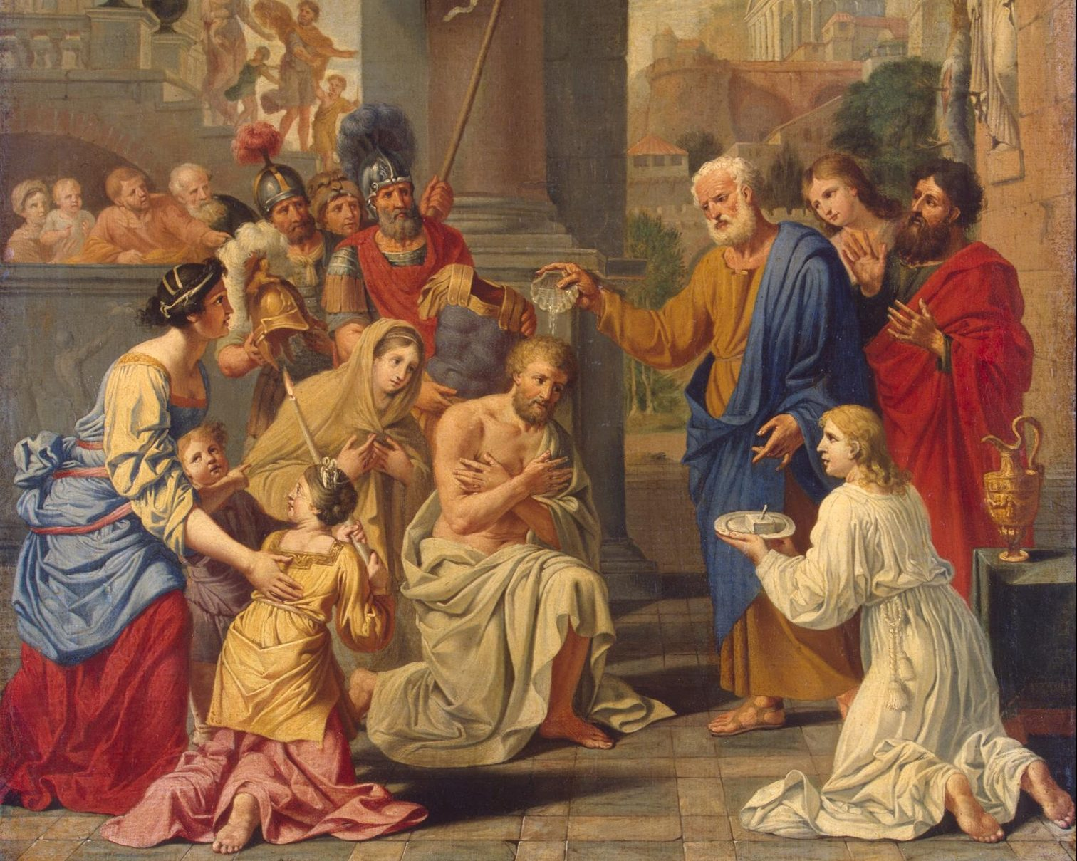La profession de foi est-elle la preuve de l'élection ? (réponse au Bon Combat sur le baptême)