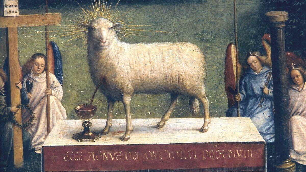 Le parallèle entre la Pâque et la Cène