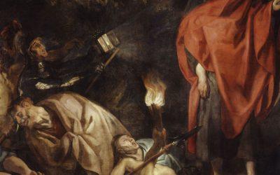 Sachant ce qui allait lui arriver, Jésus s'avança – Jean Chrysostome