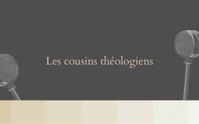 Les Cousins Théologiens prennent une pause, voici pourquoi.