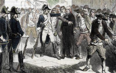 Comment un prêtre vendéen fit la messe devant des soldats républicains, et comment il obtint la paix