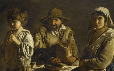 Prières réformées (3) : action de grâce après le repas (Jean Calvin)