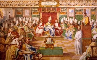 Justin Martyr et l'engendrement éternel du Fils.