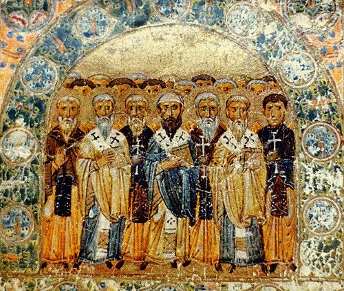 Les Pères de l'Église et les dons charismatiques.