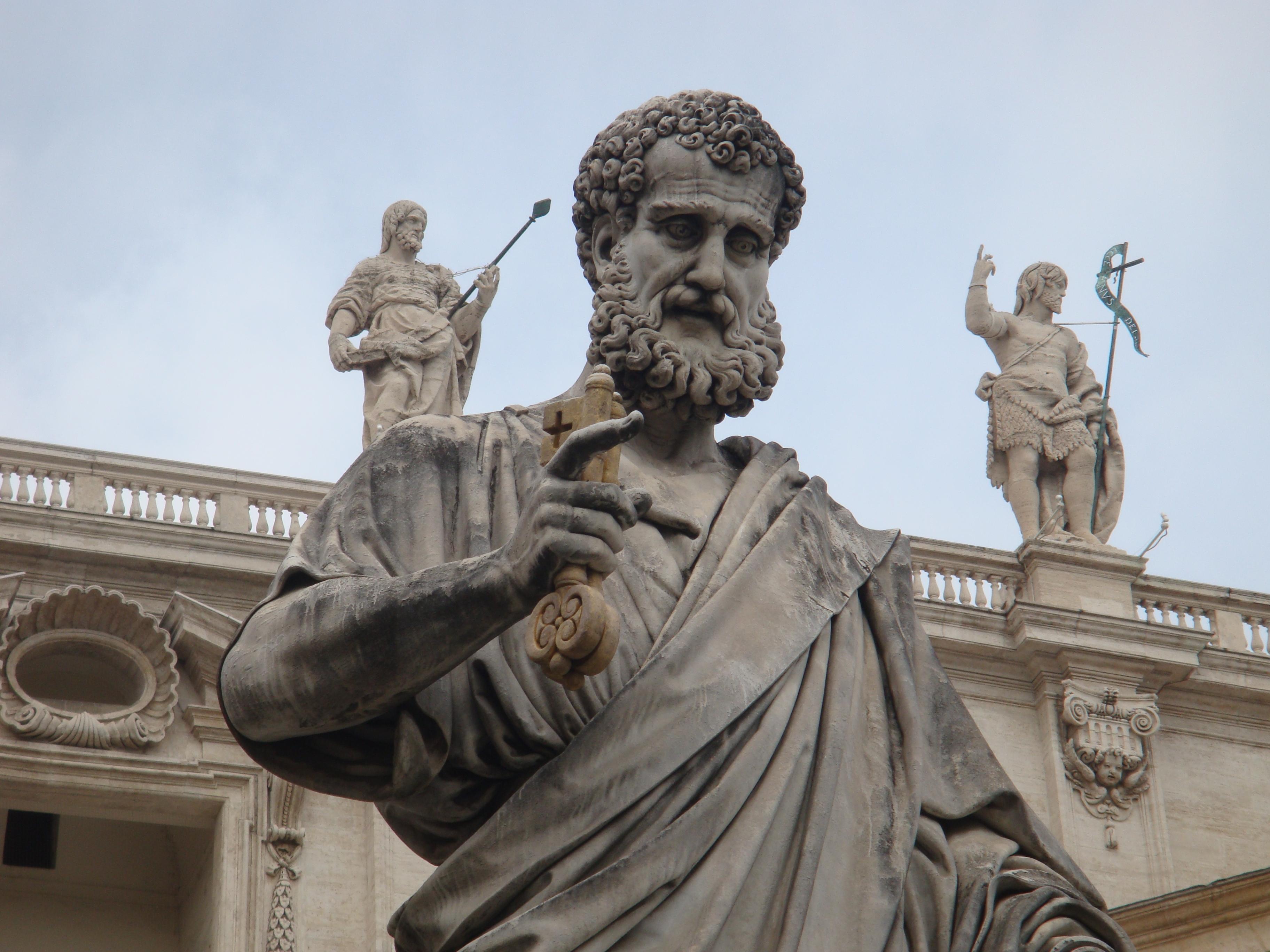 Les pères de l'Église et la papauté (1) : Introduction