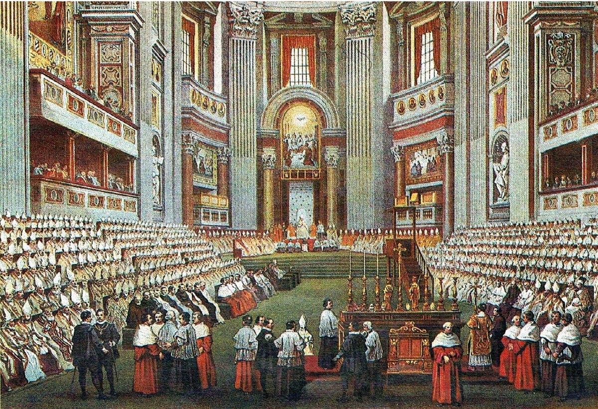 Les pères de l'Église et la papauté (bonus) : le discours de l'évêque Strossmayer.