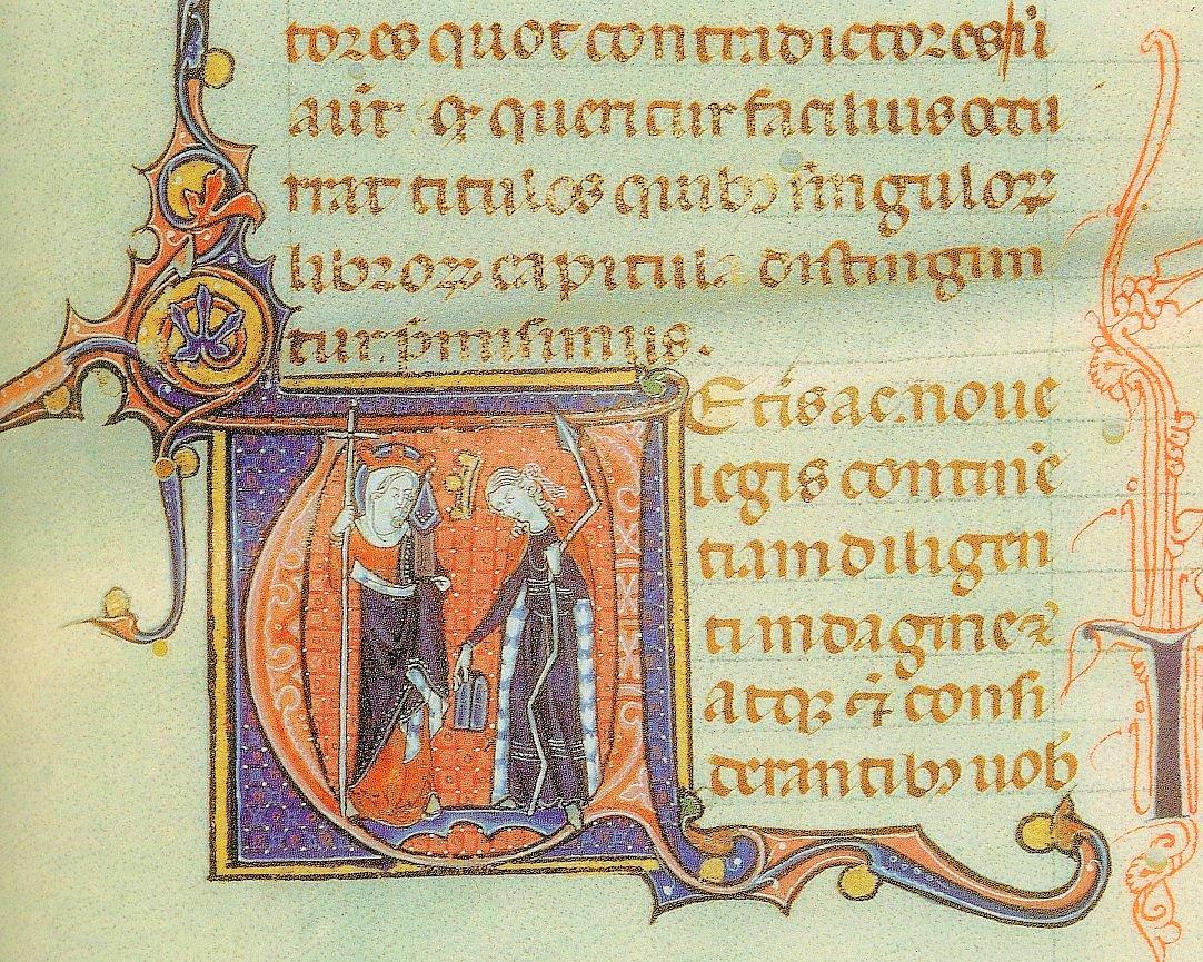 Comment lisait-on les pères au Moyen-Âge ?