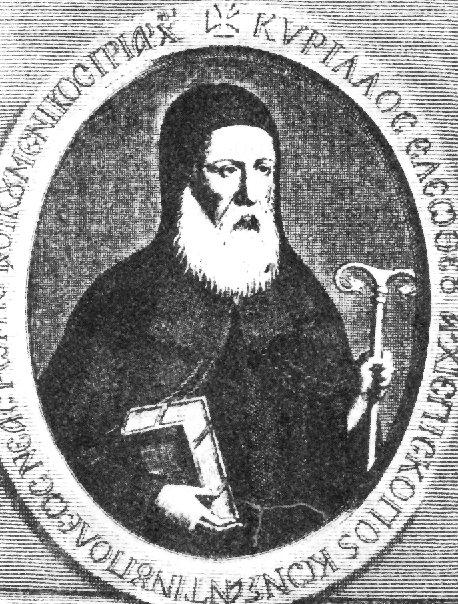 Confession de Foi de l'Église d'Orient, par Cyrille Loukaris, Patriarche de Constantinople (1629)