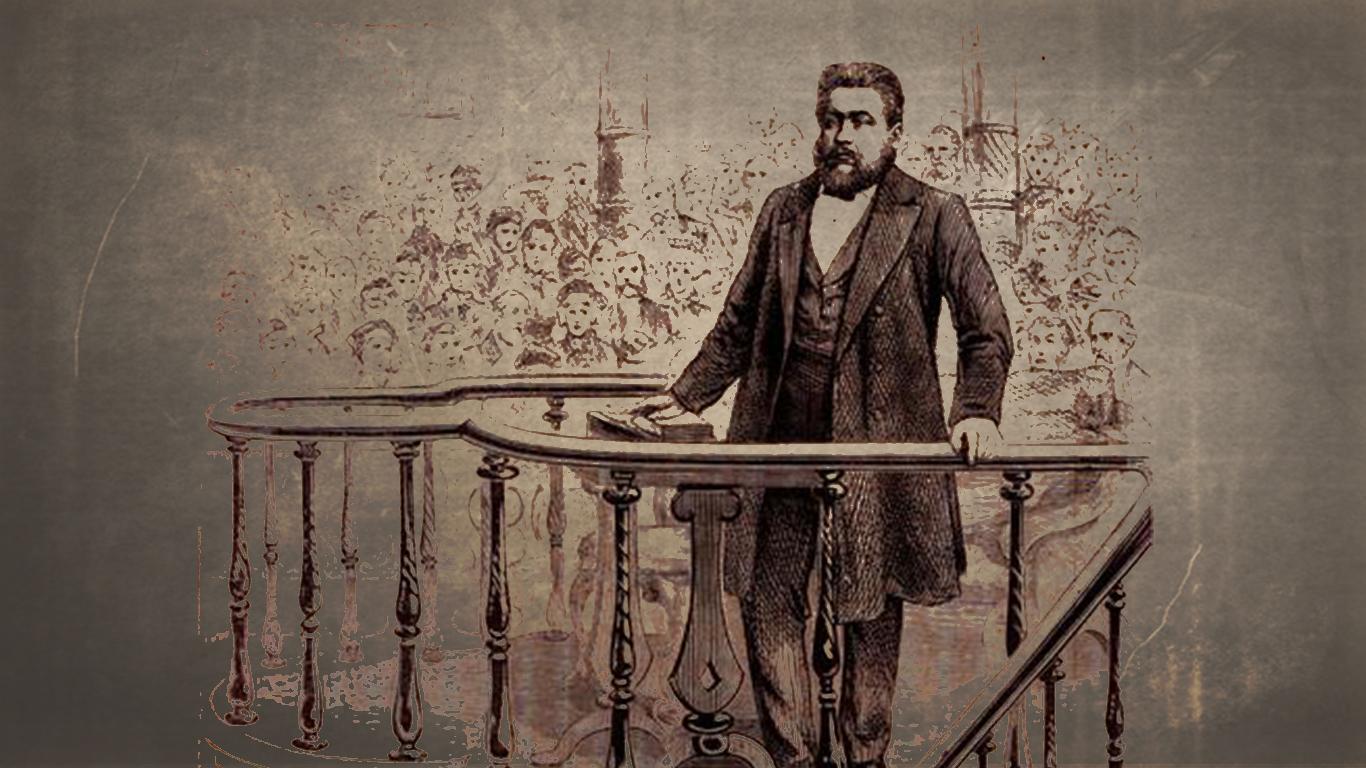 Spurgeon-preaching
