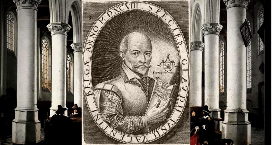 Illustres réformés (9) : Claude Le Jeune (1530-1600)