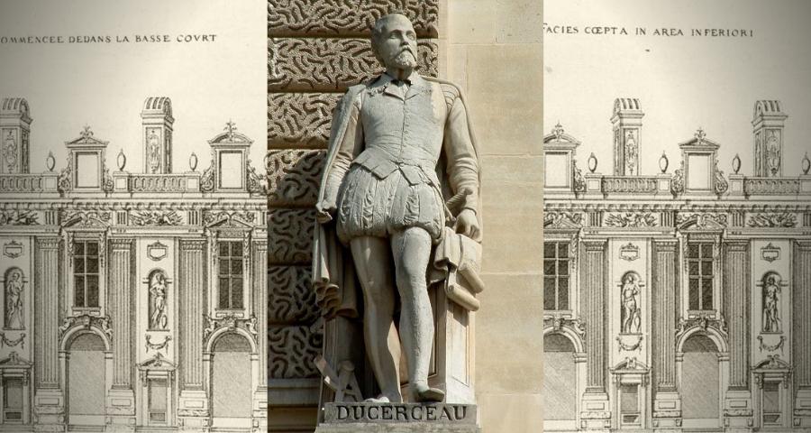 Illustres réformés (12) : Jacques Ier Androuet du Cerceau (1520-1586)