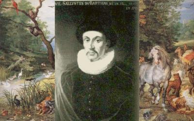 Du Bartas (1544-1590) : la création pour muse