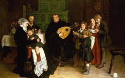 Un regard sur l'art : célébrer la Réforme en musique