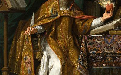 La présence réelle… du pain chez Saint-Augustin