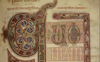 L'évangéliaire de Lindisfarne
