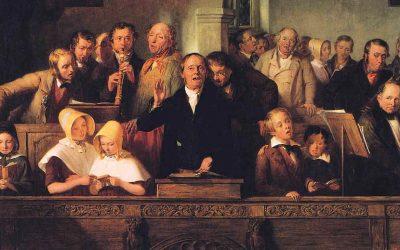 Jean Calvin pour la psalmodie exclusive a cappella ?