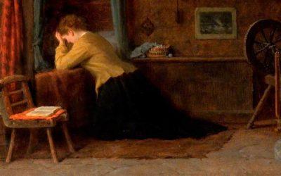 Prières réformées (33) : Prières pour une femme dans le travail de l'enfantement – Bénédict Pictet