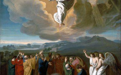 """Comment peut-on croire que le Christ est assis """"à la droite"""" du Père ?"""