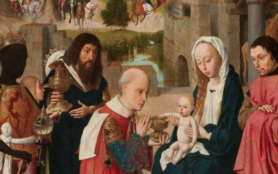 Une histoire très rapide de Noël, de l'Antiquité à la fin du Moyen Âge