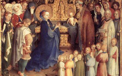 La purification de la Vierge Marie — Bernard de Clairvaux
