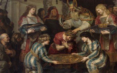 Un regard sur l'art : les hymnes du couronnements de Haendel