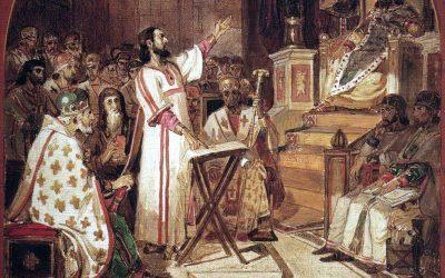 Constantin et le concile de Nicée
