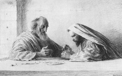 Les Béatitudes en vers – Alfred de Montvaillant